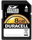 DURACELL DU-SD-8192-R  -8GB-